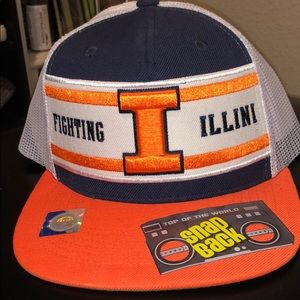 ❤️NWT Illini Hat